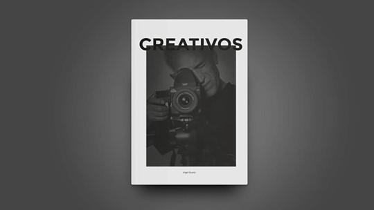 Publicación del libro Creativos. Ángel Álvarez Estudio Fotografía