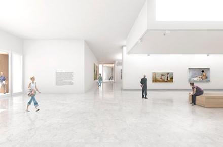 AMPLIACIÓN MUSEO SOROLLA