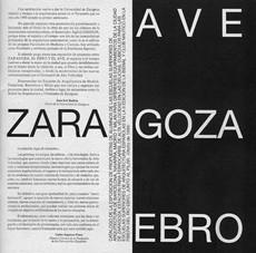 CATÁLOGO AVE-ZARAGOZA EBRO